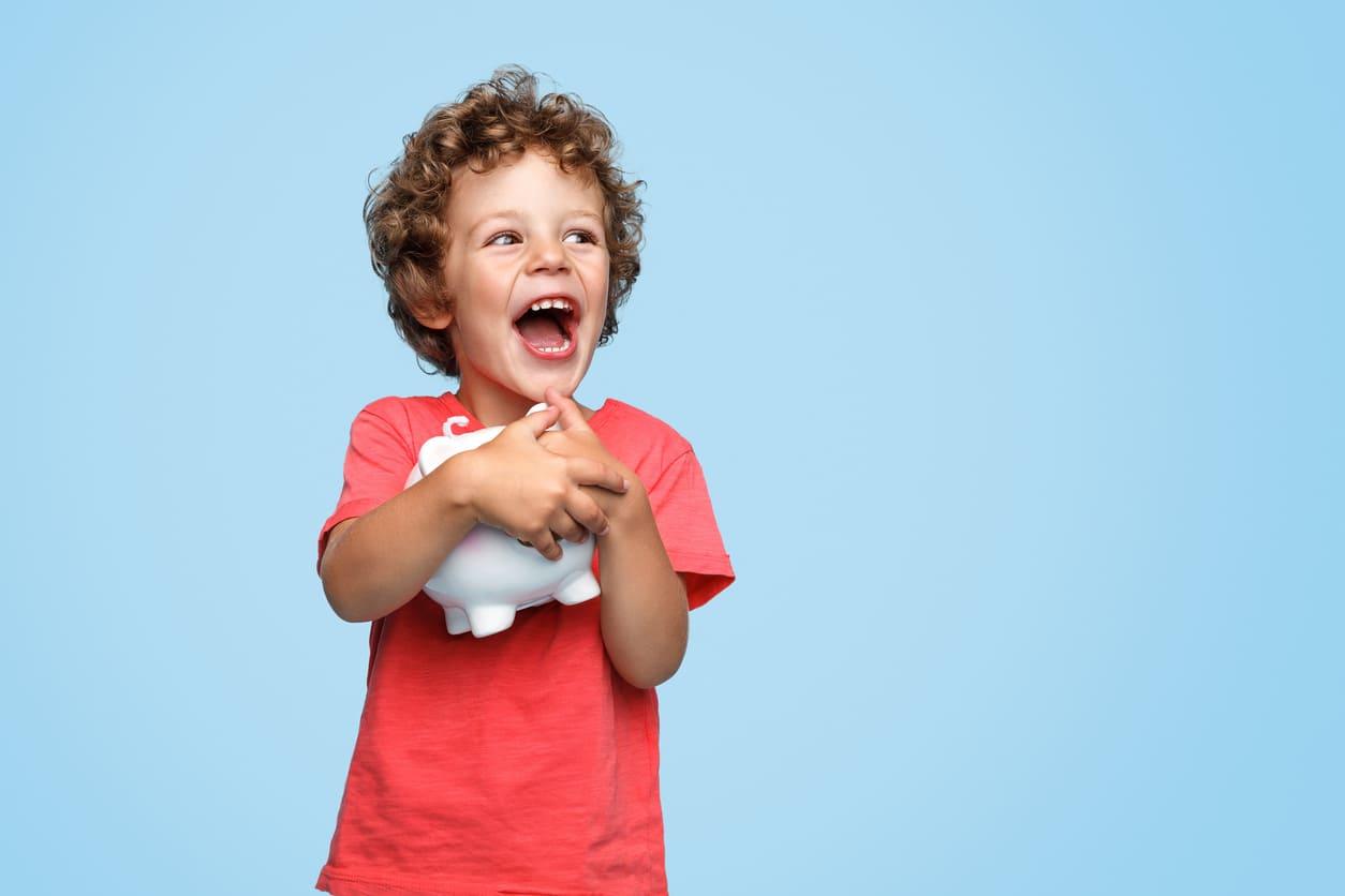 Cuentas de ahorro para niños | ViveMásVidas