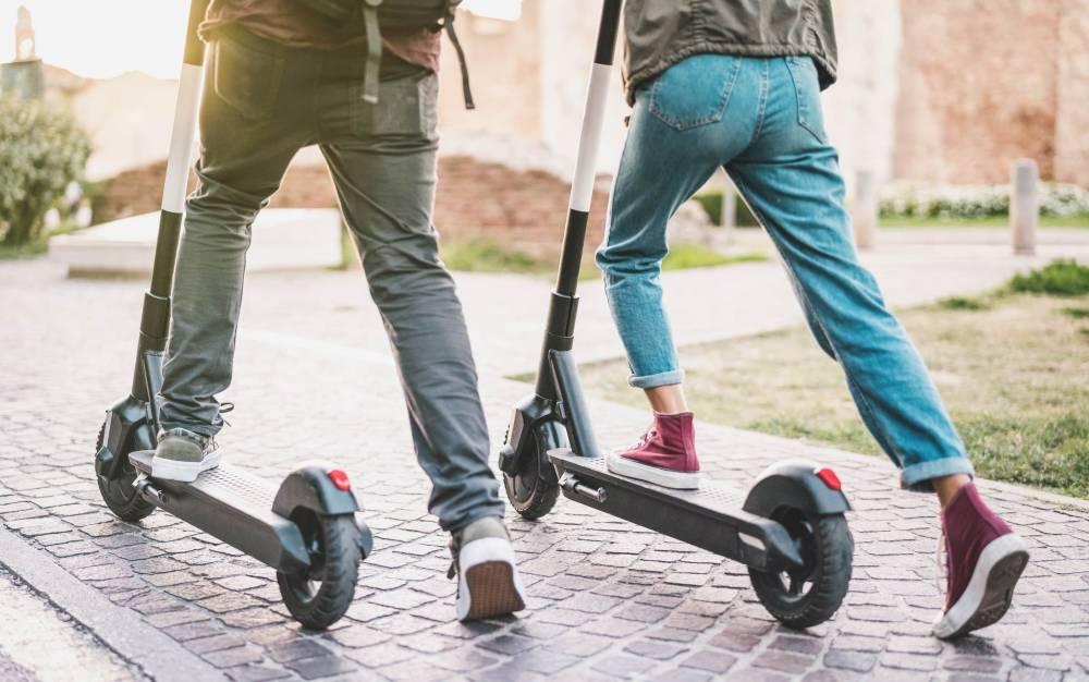 Beneficios del patinete eléctrico