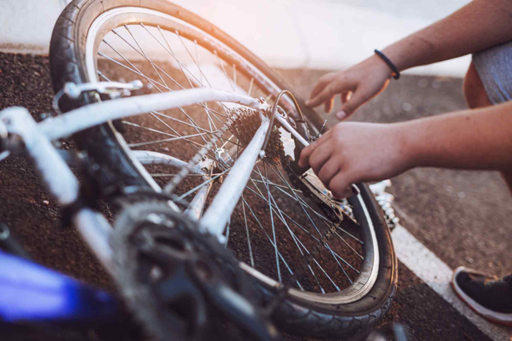 Evitar los pinchazos en la bici | ViveMásVidas
