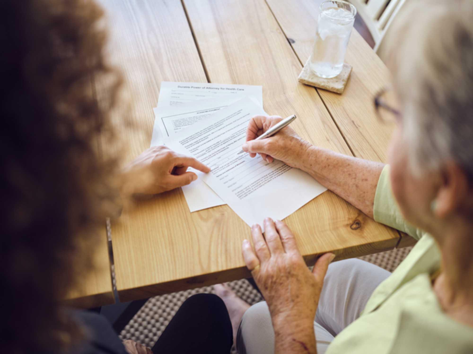 ¿Cómo hacer un testamento vital? | ViveMásVidas