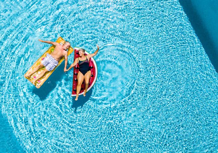 Cómo construir una piscina barata