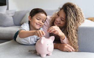 Educar a tus hijos en la cultura del ahorro | ViveMásVidas
