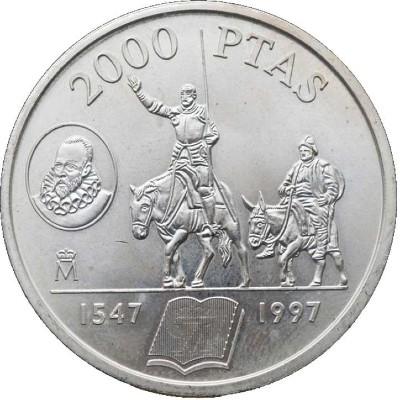 Moneda de 2.000 pesetas