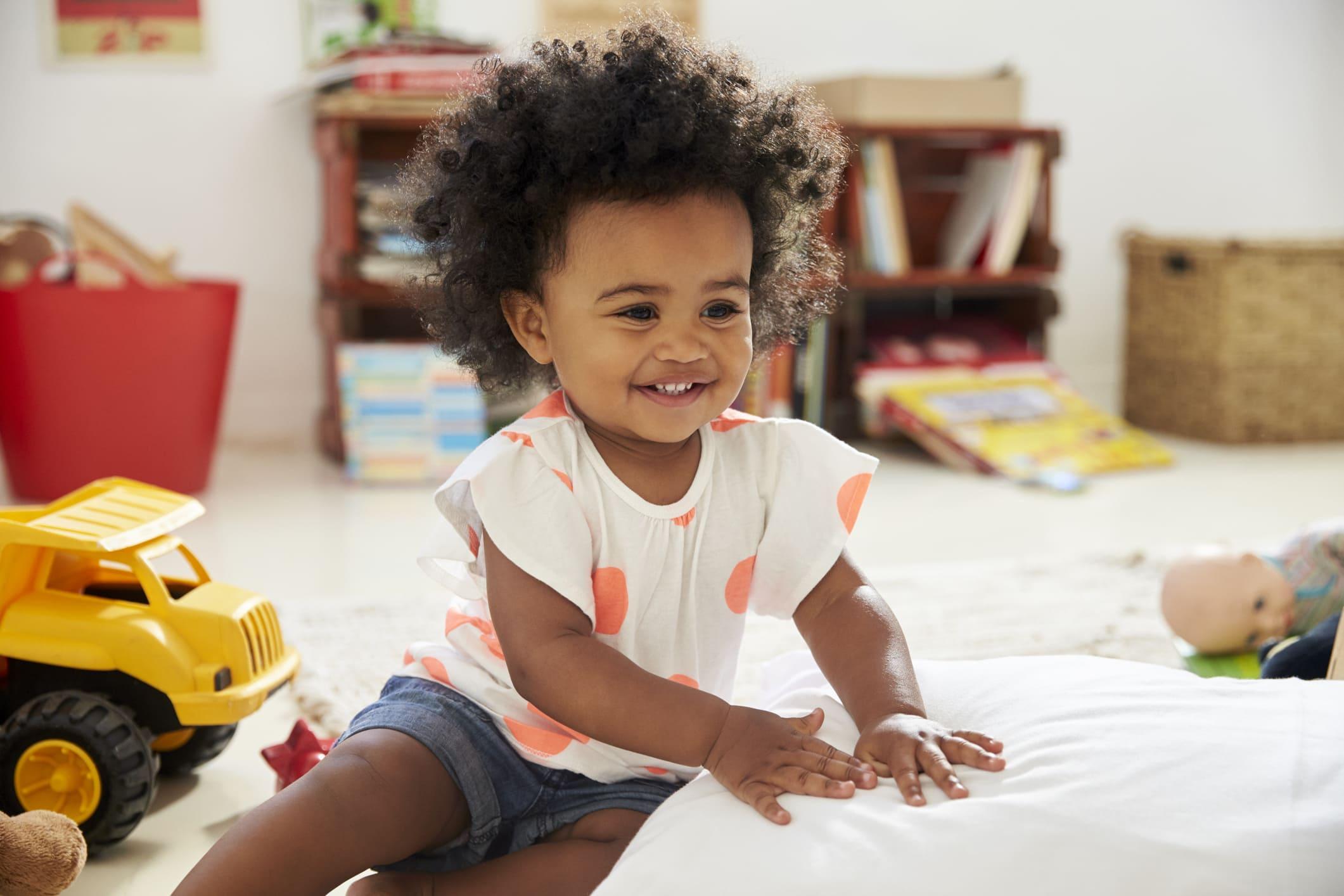Seguridad del bebé en casa - Vive Más Vidas