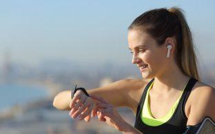 Deporte con wearables | ViveMásVidas