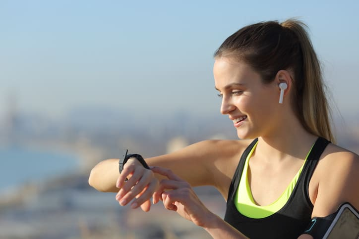 Deporte con wearables   ViveMásVidas