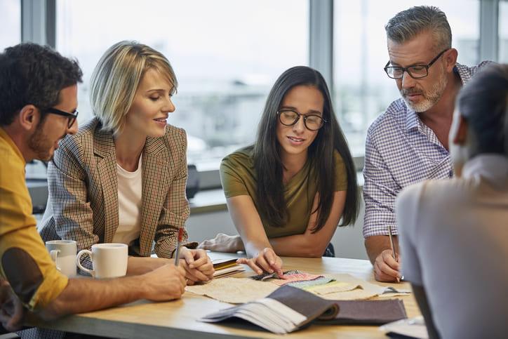 Reunión de trabajo | ViveMásVidas
